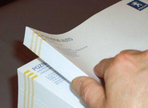 Druk papieru firmowego